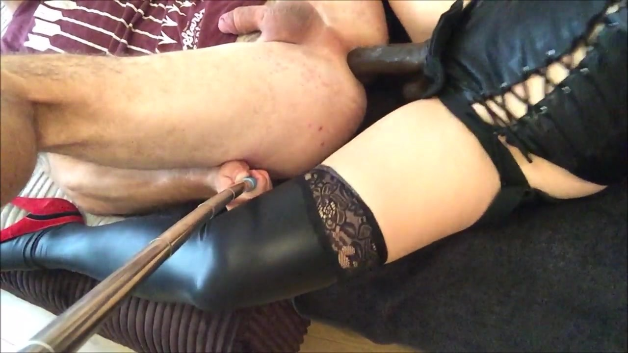 amateur pegging