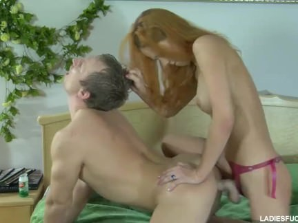girls pegging each other