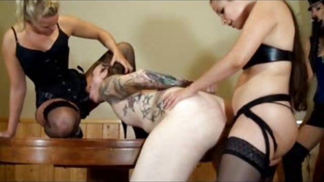 Tage team seduction milfs seduce plumber - 2 part 6