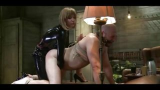 Maitresse Madeline Ride Sissy Screamy Slave