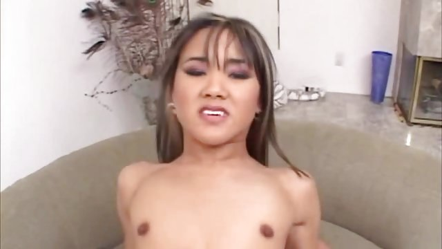 Asian Police Girl Pegging Christian XXX